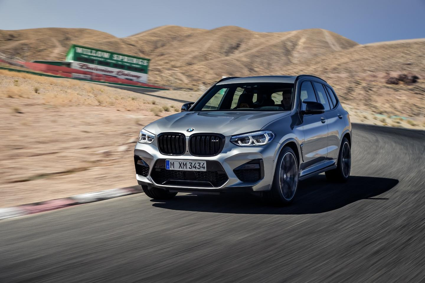 The 2020 BMW X3 M and X4 M will enter production in April of 2019 at BMW's Spartanburg, South Carolina plant