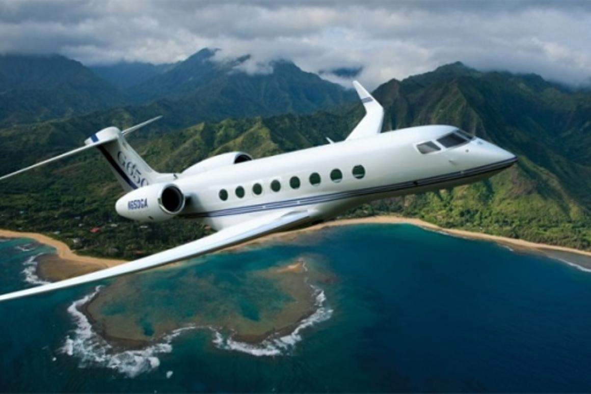 Gulfstream Introduces the All-New Gulfstream G650 (Photo: Business Wire)