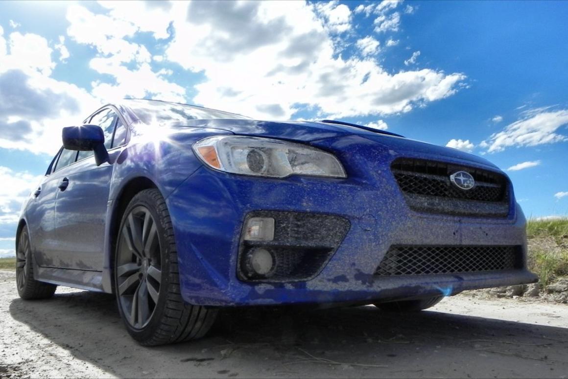 The 2016 Subaru WRX is an enthusiast's car