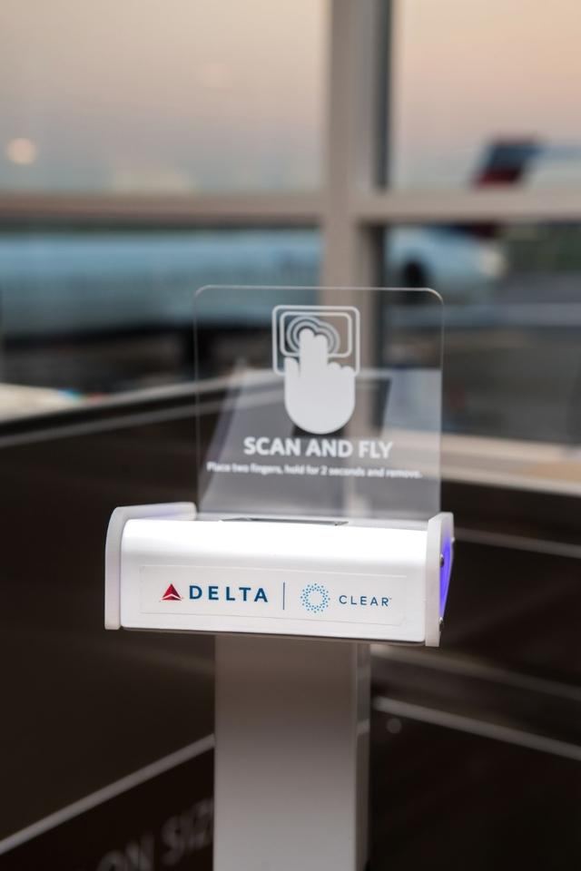 Biometrics are poised to play a larger role in airport security