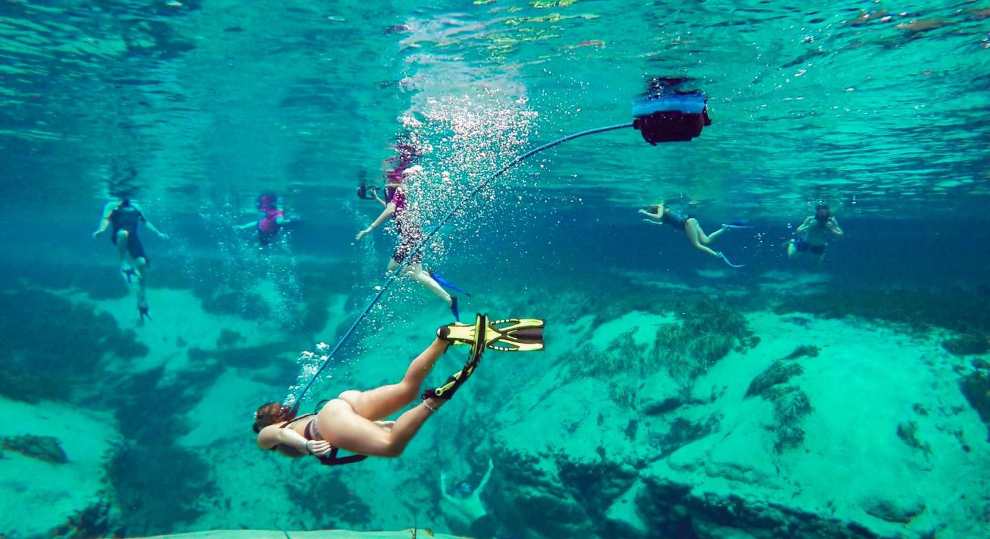 Blu3 claims world's smallest, lightest SSA dive system with Nemo