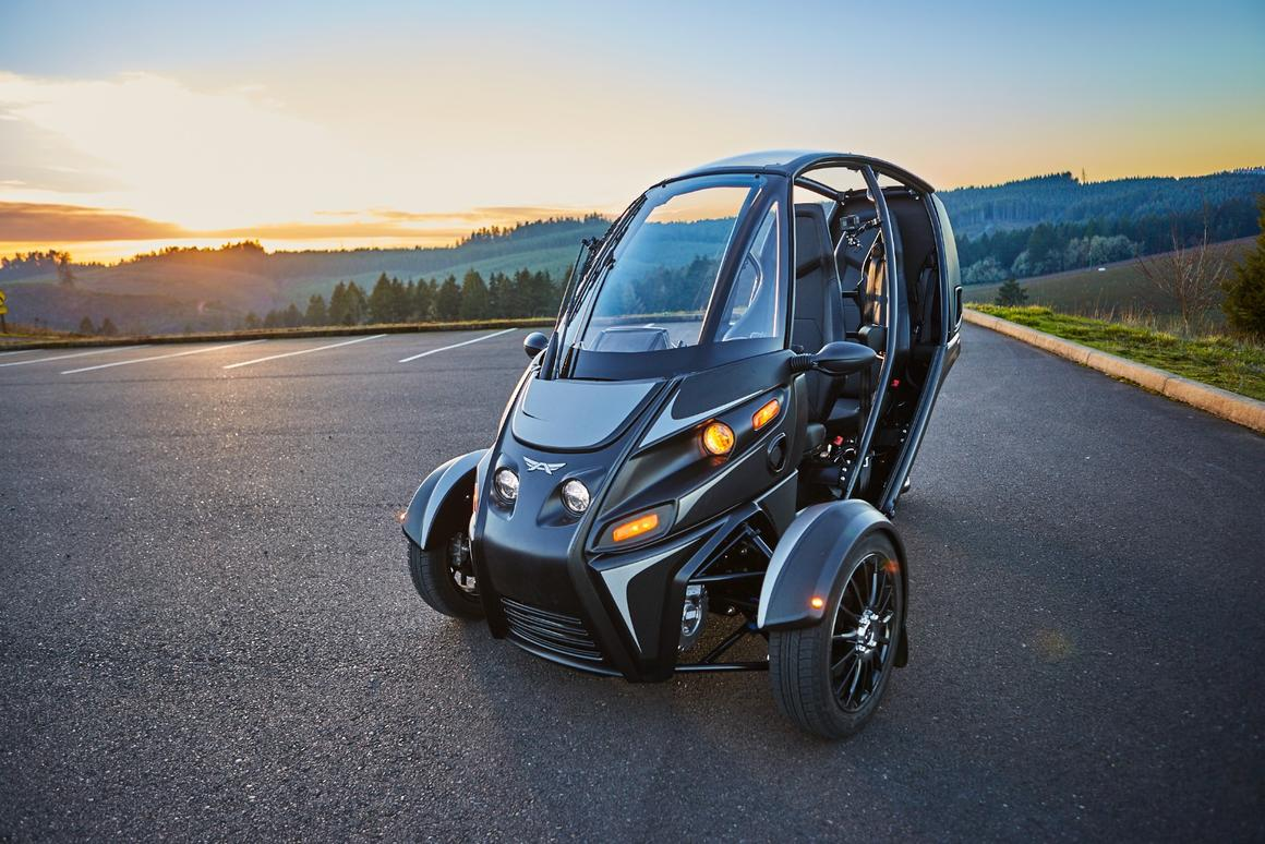 Reservations for Arcimoto's new flagship FUV are now open