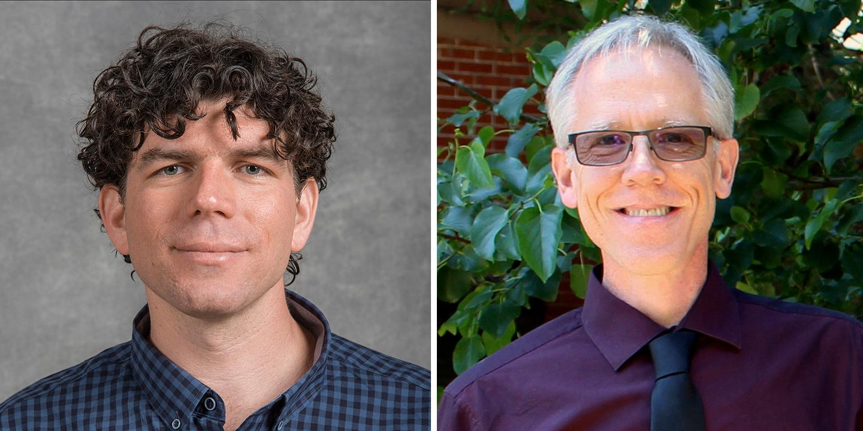 Authors of the study,Gideon Segev andJeffrey W. Beeman