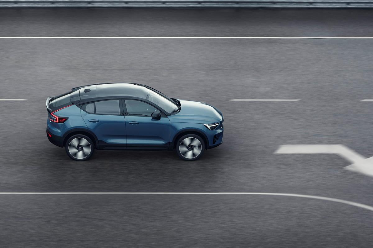 The new C40 Recharge will be Volvo's first vehicle designed from the ground up to be an EV