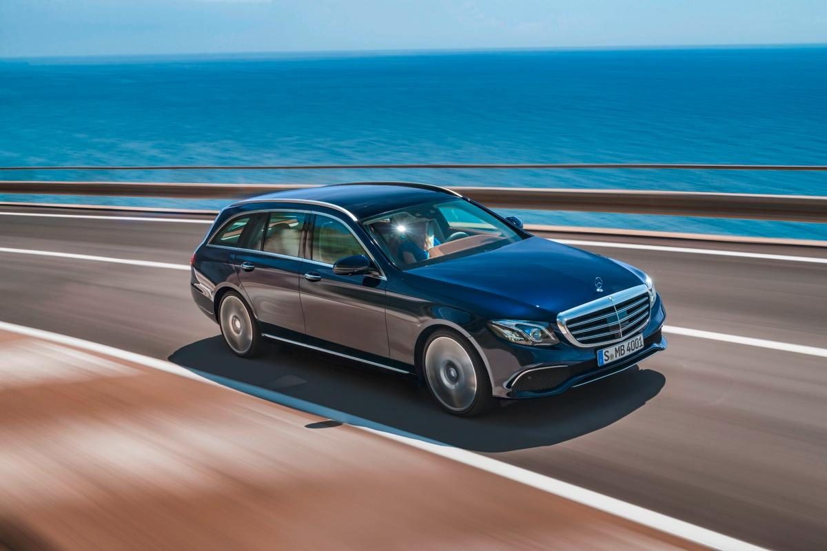 The E-Class Estate could be the perfect anti-SUV
