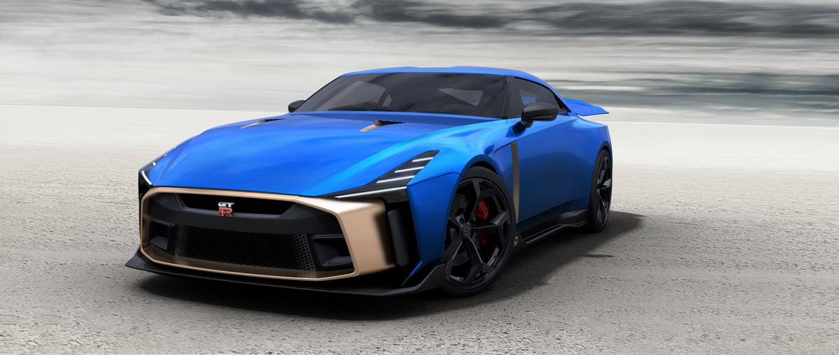 The collaboration between Nissan and Italdesign has culminated in a car that will sell for €990,000