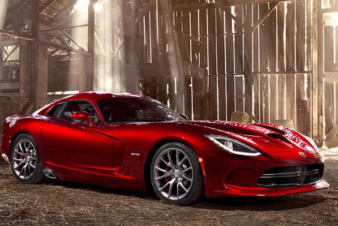 The original Viper was an outrageous and unsubtle statement of muscle-car intent, but this seventh incarnation is a much-refined beast