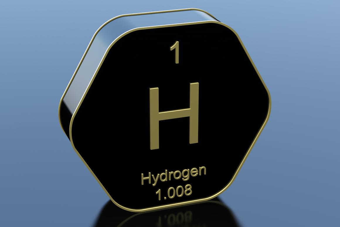 Researchers have come up with a cheaper, more efficient way to split hydrogen out of water