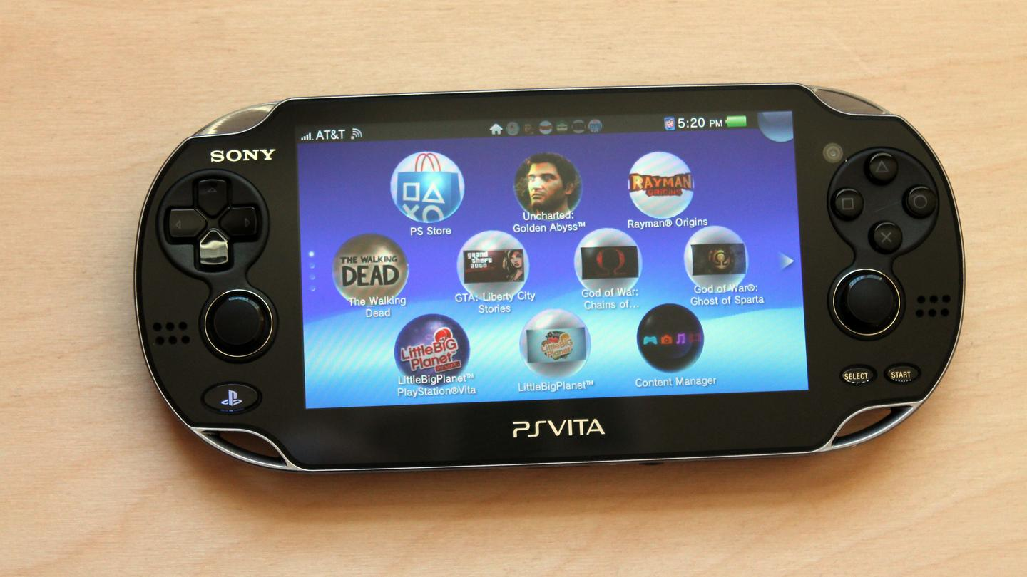 Revisiting The Ps Vita Classic Gaming In The Age Of The App Store