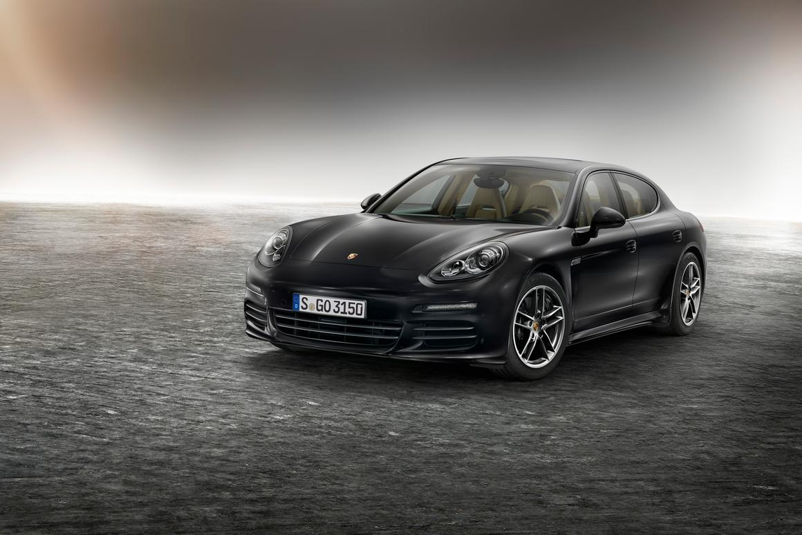 Porsche has extended its four-door Panamera line with three new versions