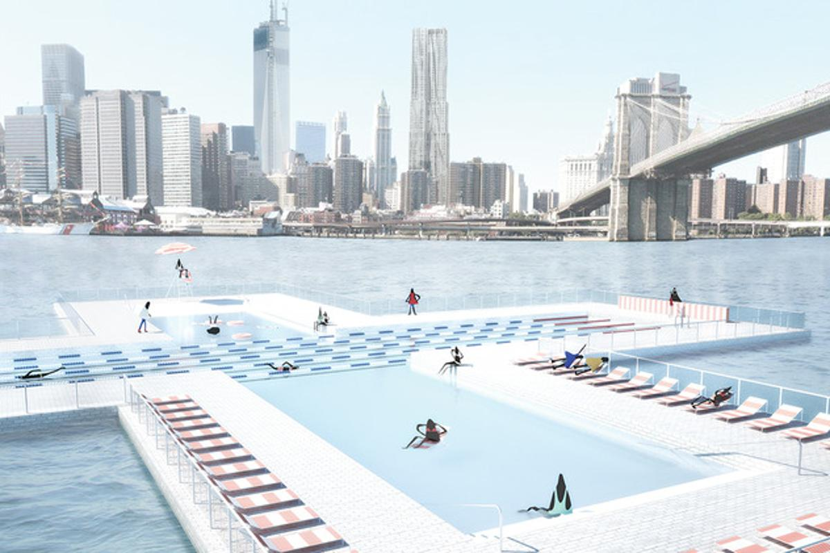 The +Pool concept