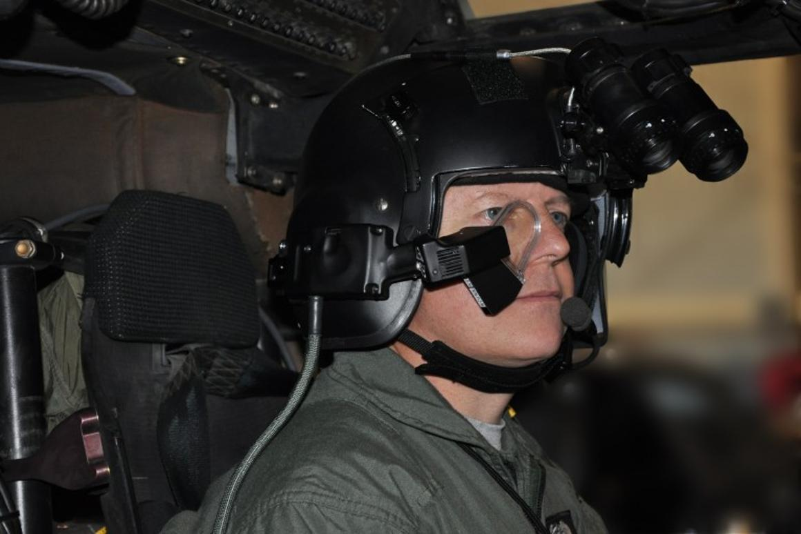 BAE Systems has been selected by Lockheed Martin to supply a Night Vision Goggle Helmet Mounted Display system for the F-35 (Photo: BAE Systems)