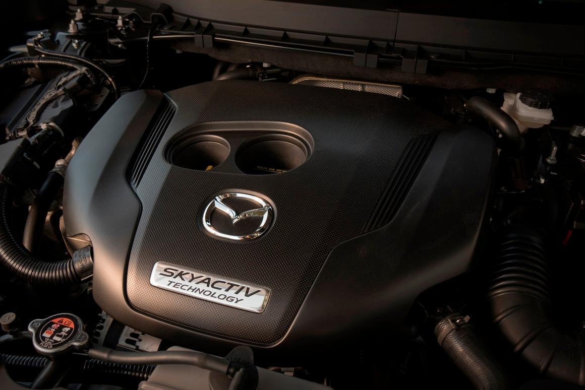 Mazda will debut a new compression ignition gasoline engine in 2019
