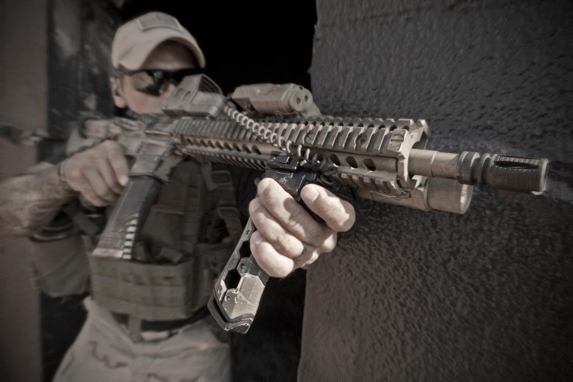 The C4Grip from Silynx