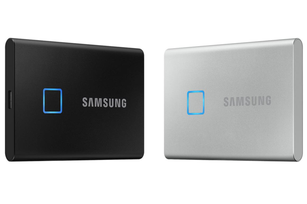 Samsung's T7 Touch portable SSD will be available in 30 countries later this month