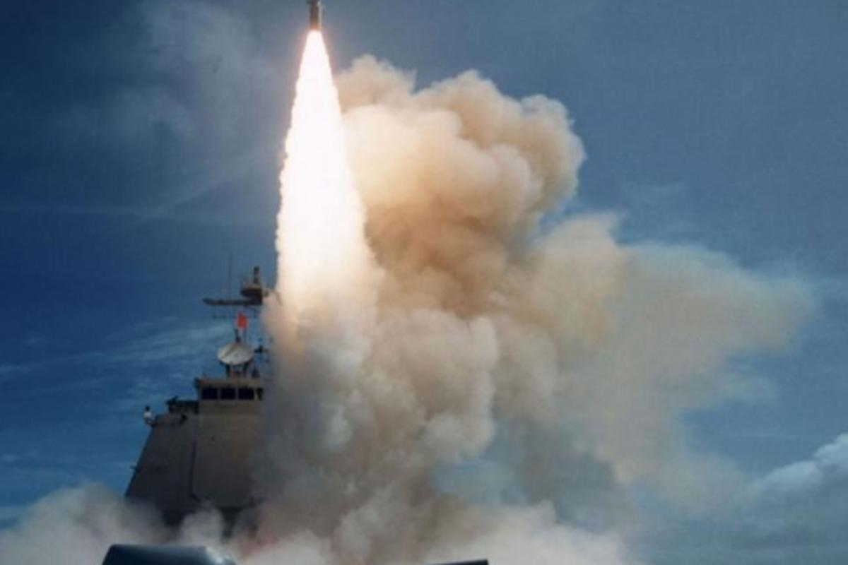 Aegis Extended Range Missile