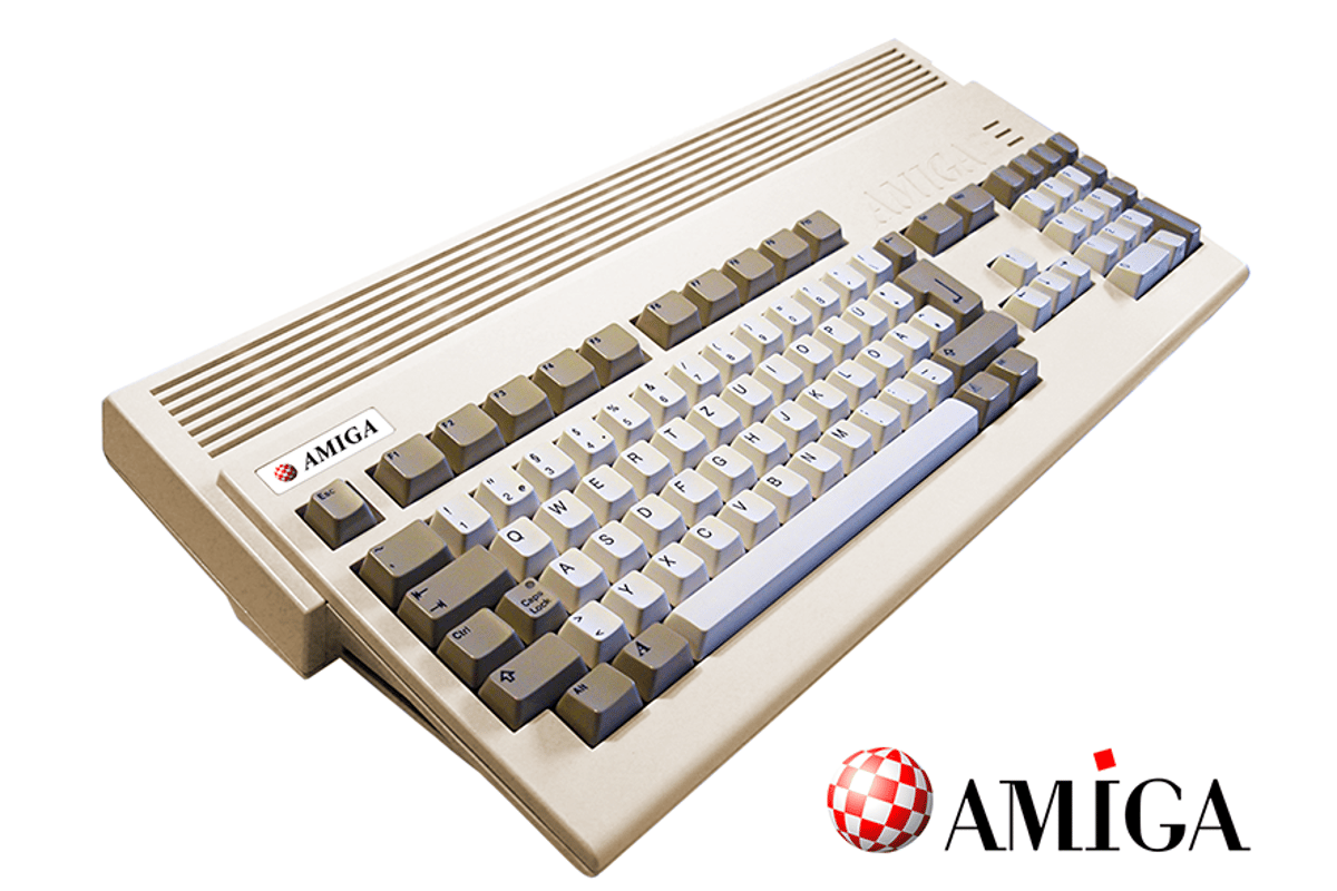 A new Kickstarter campaign is looking to breath new life into aging Amiga 1200 computers