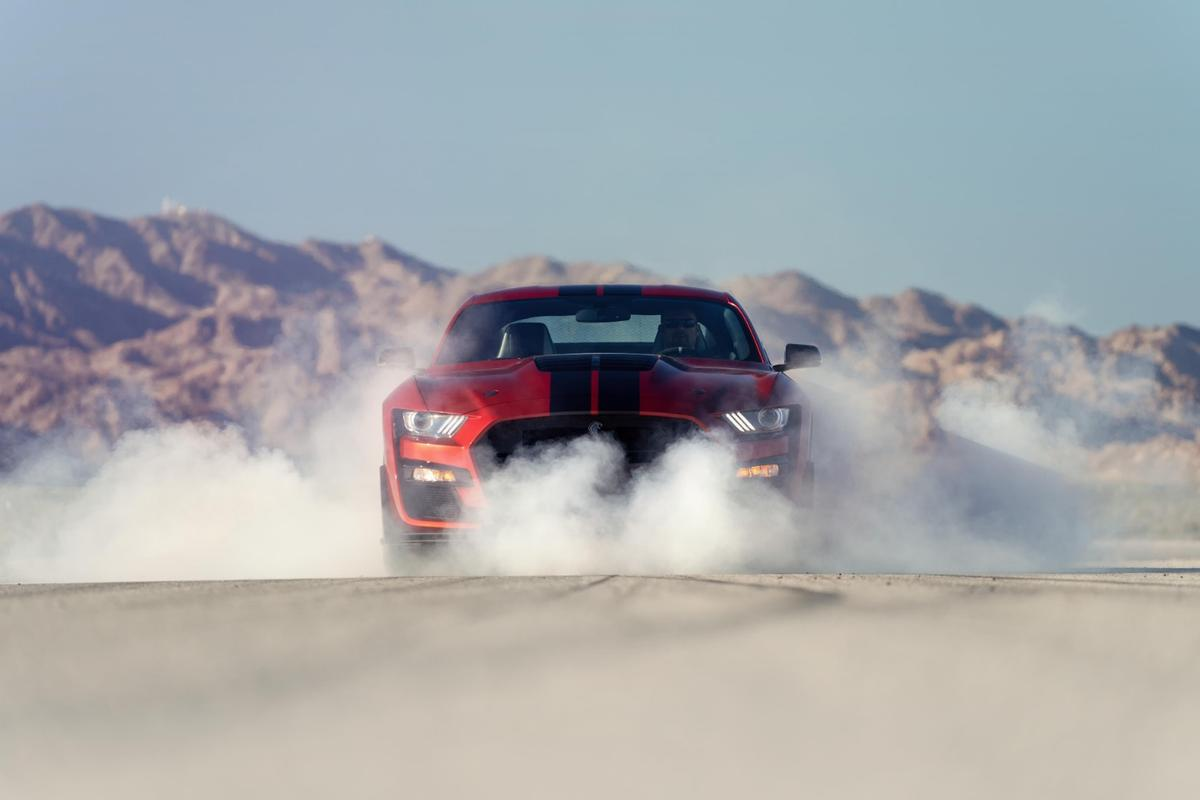 The 2020 Ford Mustang Shelby GT500 holds several firsts for both Ford and the muscle car arena on the whole