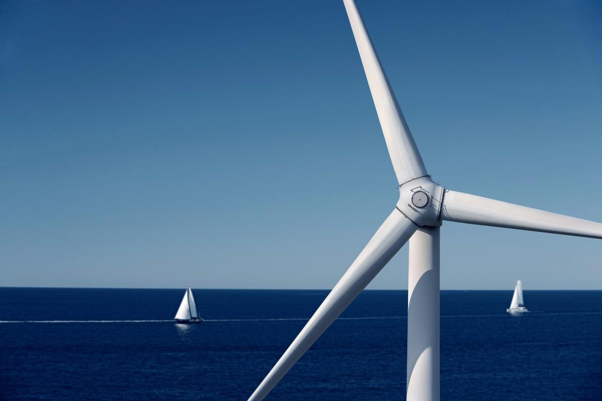 The potential of offshore wind power is enormous, but the USA is late to the party