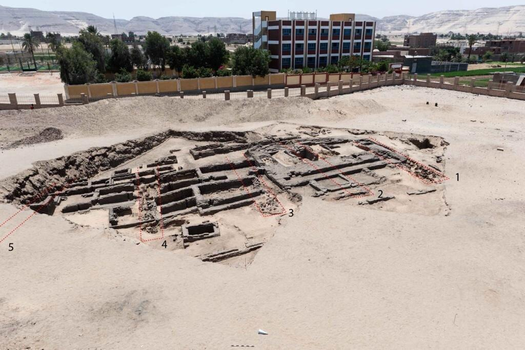 Archeologists have discovered a 5,000-year-old industrial-scale brewery in Egypt