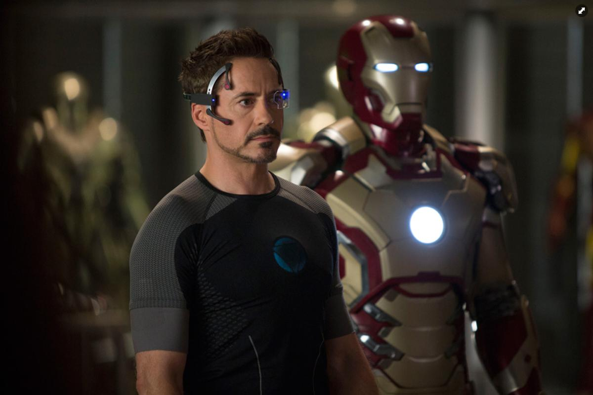 4DX will hit Japan for the first time for the release of Iron Man 3 (Picture: Marvel Studios)