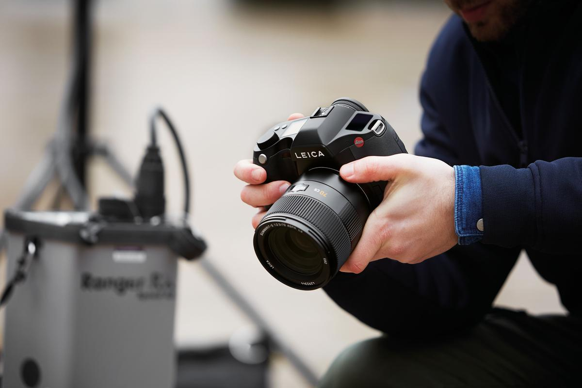 First shown at Photokina 2018, the Leica S3 medium format DSLR flagship is now available for pre-order