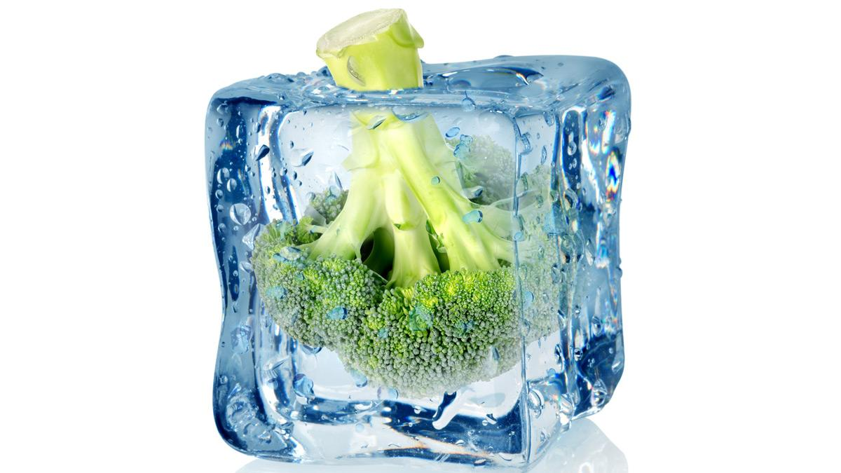 Researchers have found a simple way to preserve broccoli's cancer-fighting properties after freezing (Image: Shutterstock)