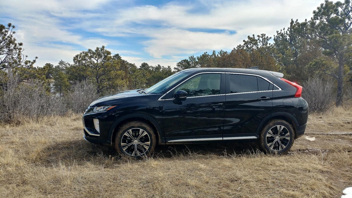 As a compact crossover in the fastest-growing vehicle segment, the 2019 Mitsubishi Eclipse Cross competes against several up-and-comers vying for attention