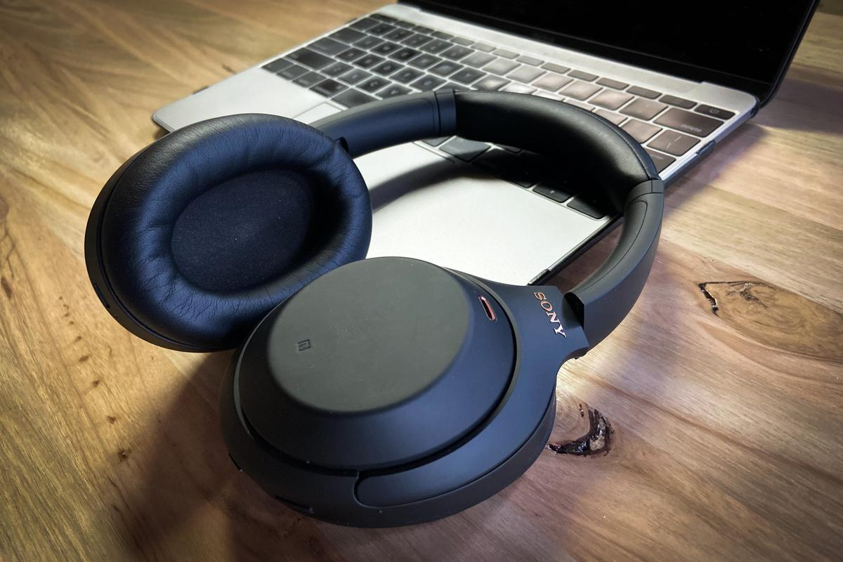 The Sony WH1000XM4s combine quality sound, excellent noise-canceling, and stylish comfort into one very usable package