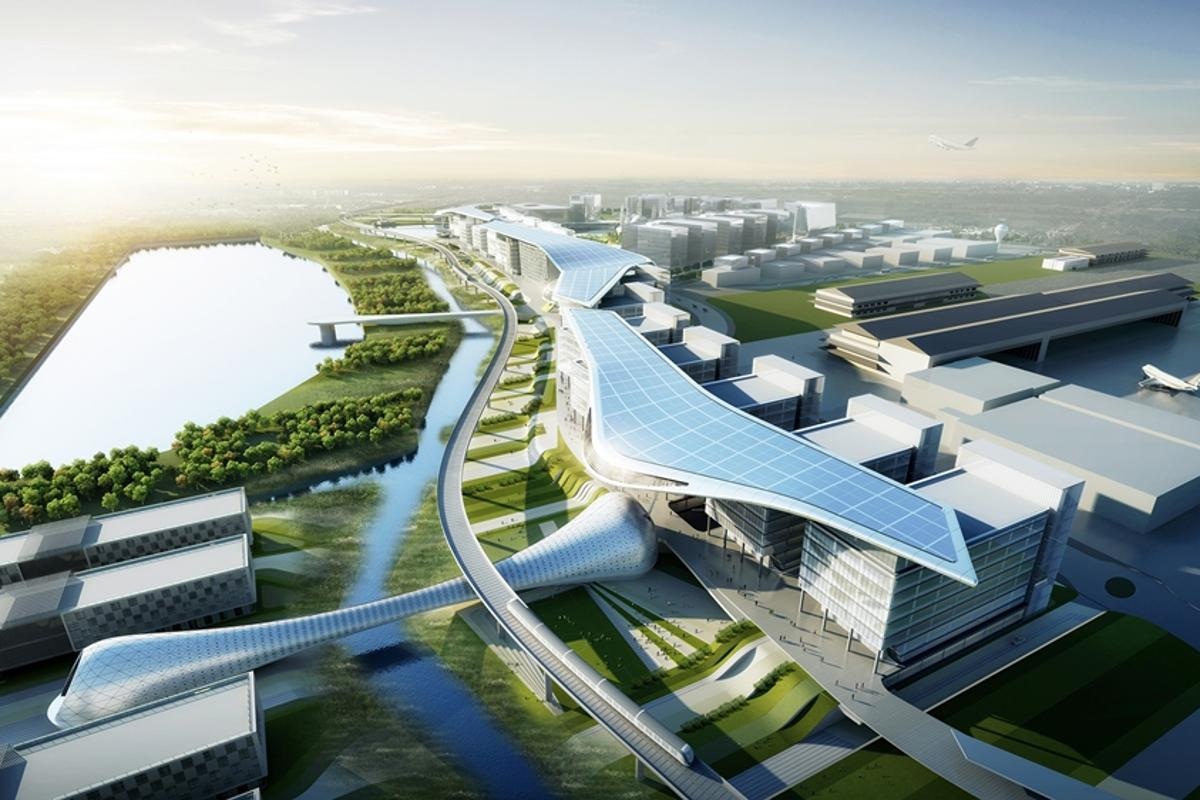 Asia Aerospace City is a new aerospace industry hub to be built in Malaysia