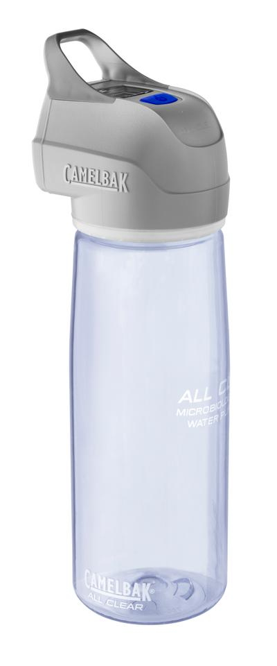 The Camelbak All Clear is an easy to use purification system