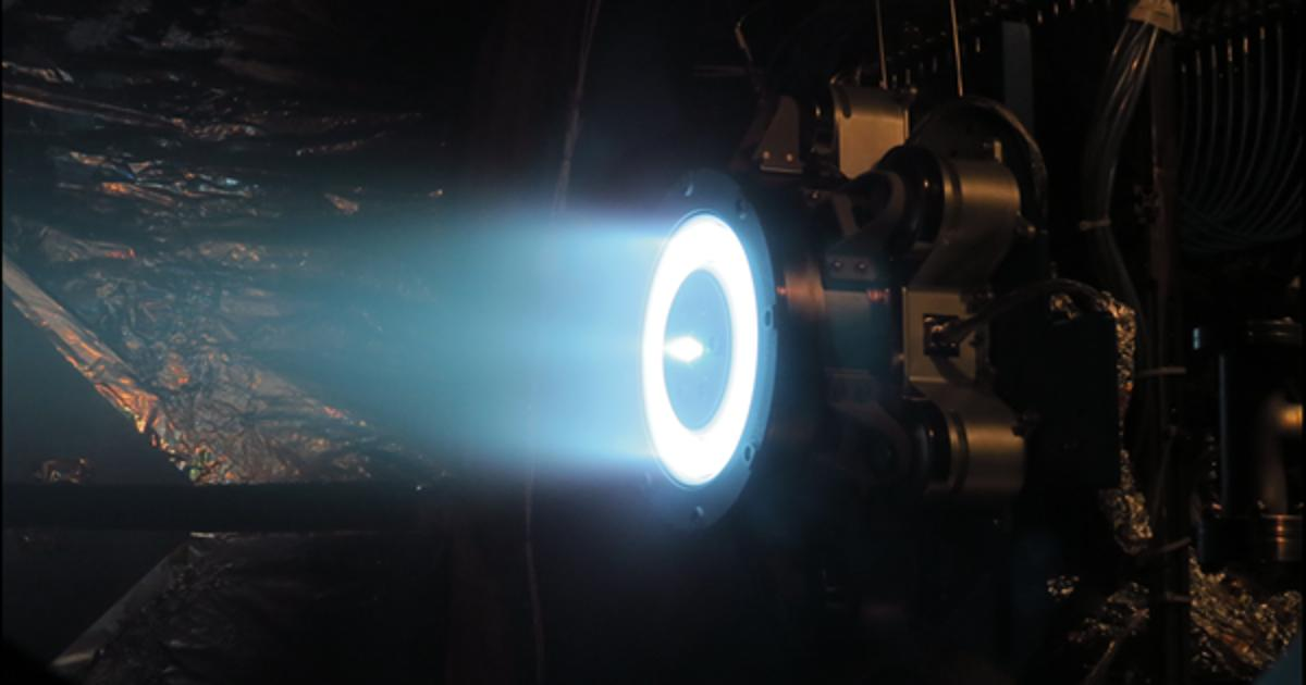 Advanced Electric Propulsion System passes full-power test milestone