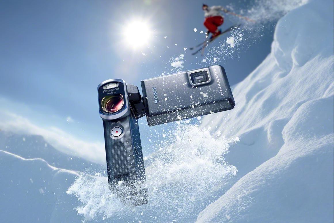 Sony's new Handycam HDR-GW66VE