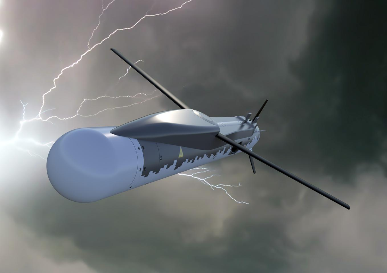 The CSTWD program will allow next-generation missiles like the Spear 3 to communicate with one another