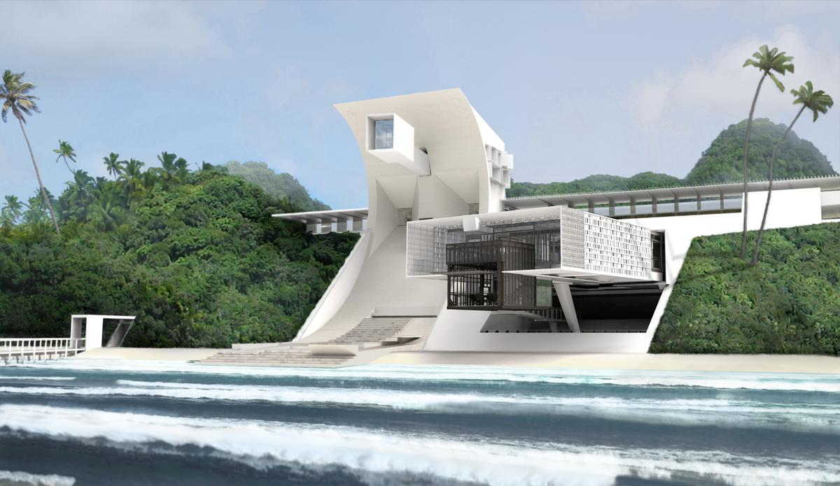 The Mo Ventus luxury house concept from Todd Theodore Fix of FIXd Architecture/Design