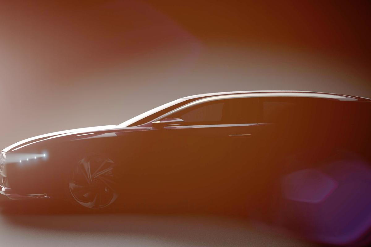 Teaser shot from Citroen's Facebook page