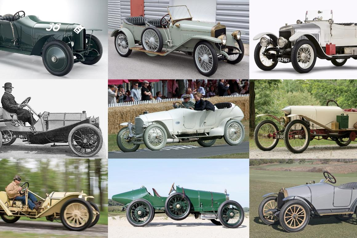 """Sometimes the """"world's first sportscar"""" chosen by journalists is based on their particular definition of the term """"sports car"""", sometimes by myopic national bias, sometimes by a complete failure to look at history, but mainly because it has repeatedly been regurgitated by people who don't know and can't be bothered investigating. After studying the subject for some time, by my reckoning, they're all wrong!"""