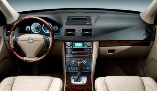 Volvo XC90 Executive - interior view
