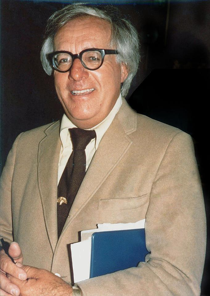 Ray Bradbury, author of such groundbreaking science fiction books as Fahrenheit 451 and The Martian Chronicles, passed away on Tuesday at the age of 91. (Photo: Alan Light)