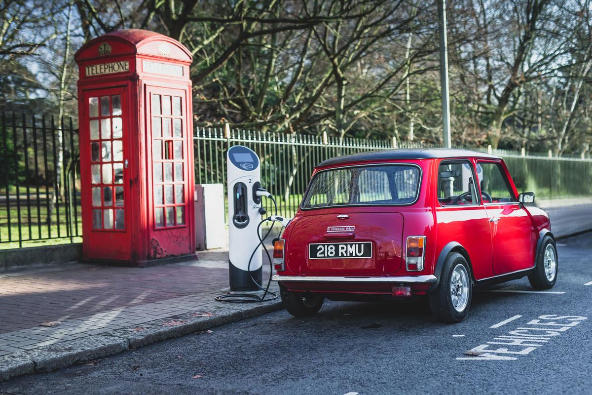 The Swind E Classic Mini will be limited to a production run of just 100 models