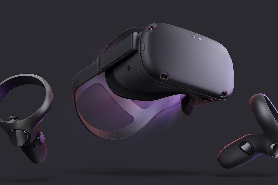 The Oculus Quest costs $399 and is coming next year