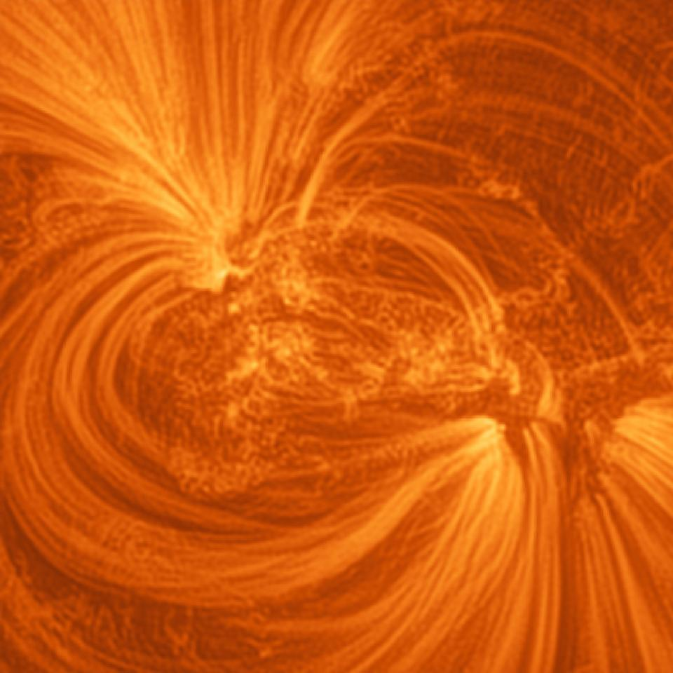 NASA's High-Resolution Coronal Imager has delivered the highest-resolution images of the Sun's atmosphere yet