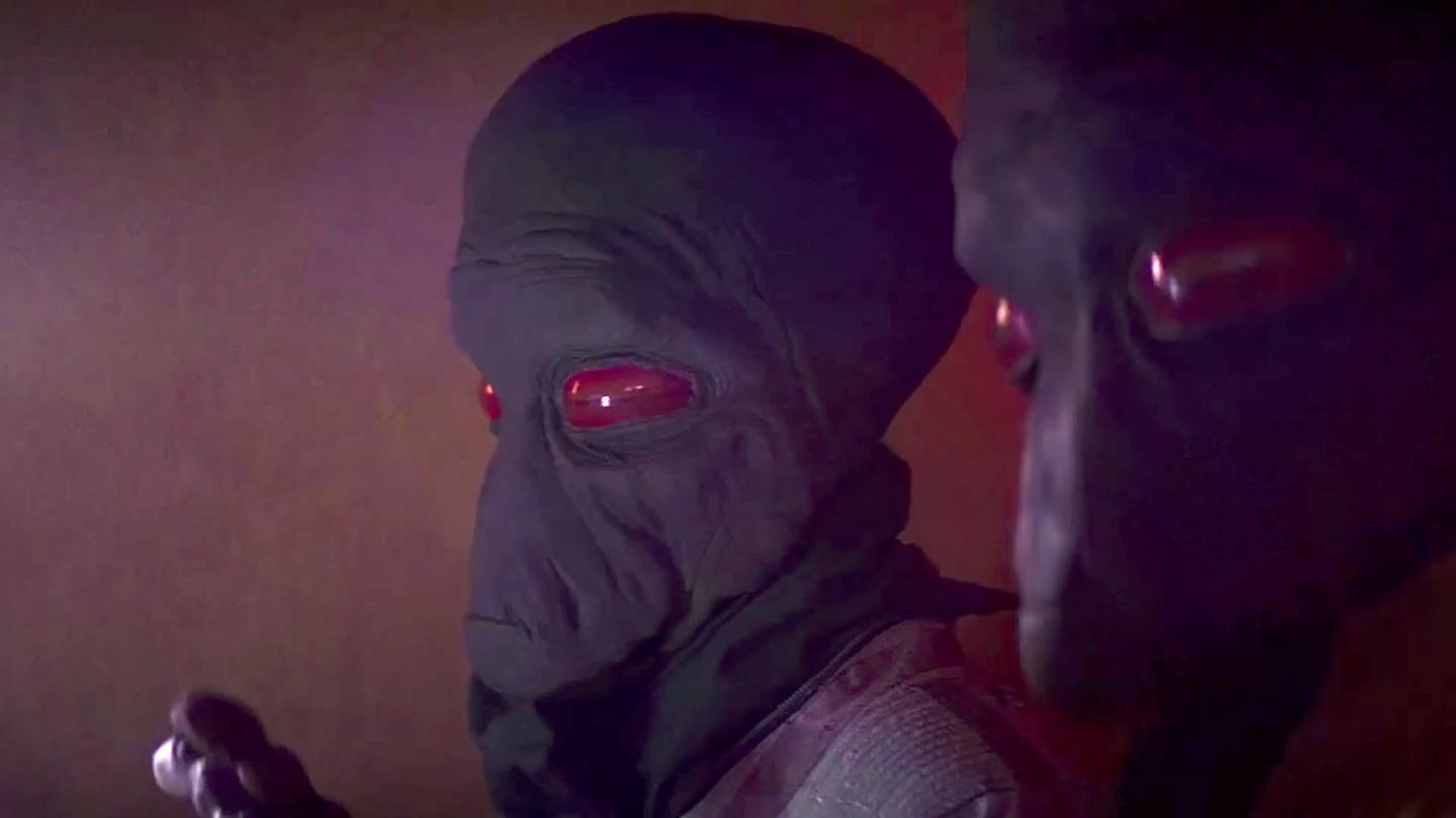 """A Duros Alien Mask used in the spaceport cantina scene in """"Star Wars: A New Hope"""" (1977) sold for $100,000 at Propstore on August 27, 2020."""