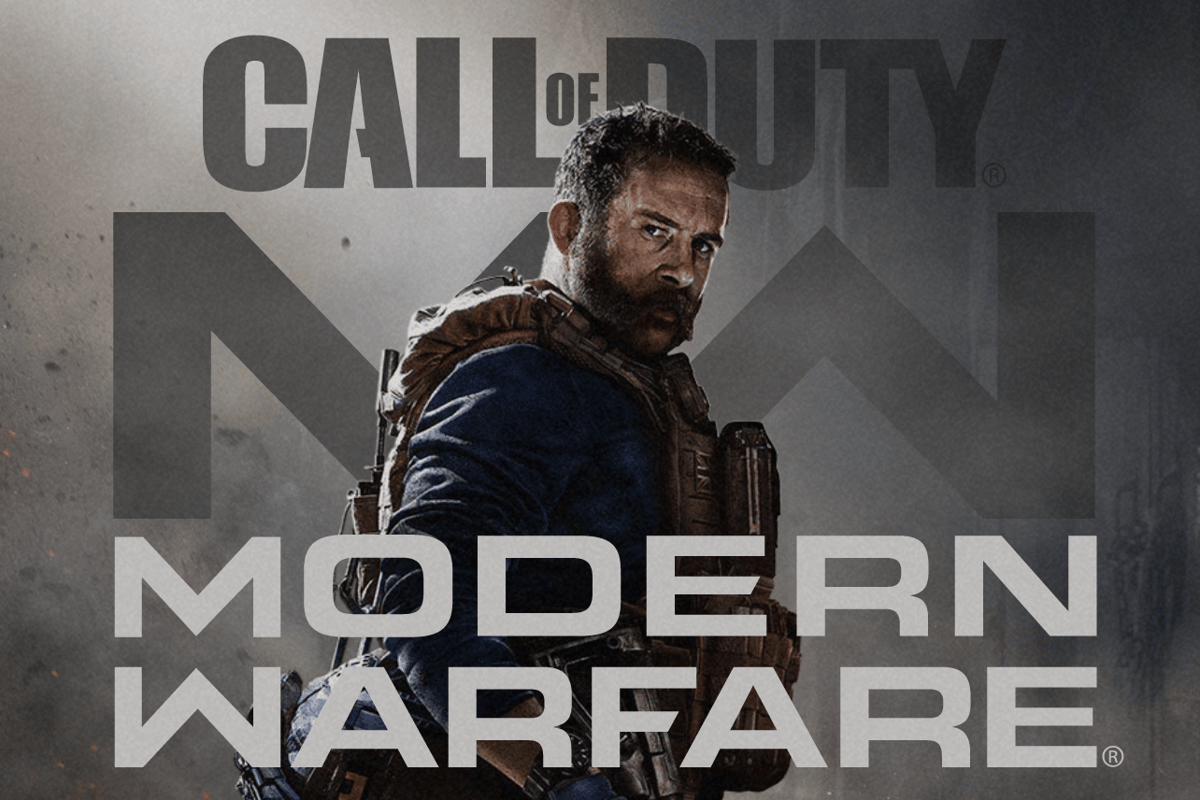 Call of Duty: Modern Warfare will doubtless do very well this year