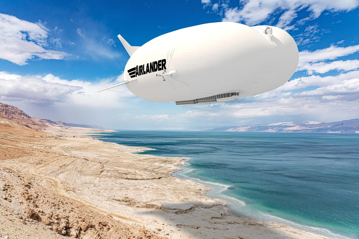 Possible uses for the Airlander 10 include tourism, cargo transport, and scientific research