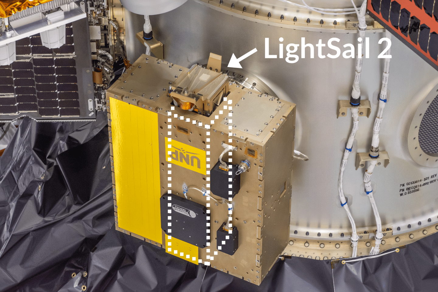 LightSail 2 CubeSat launches next week to test photon