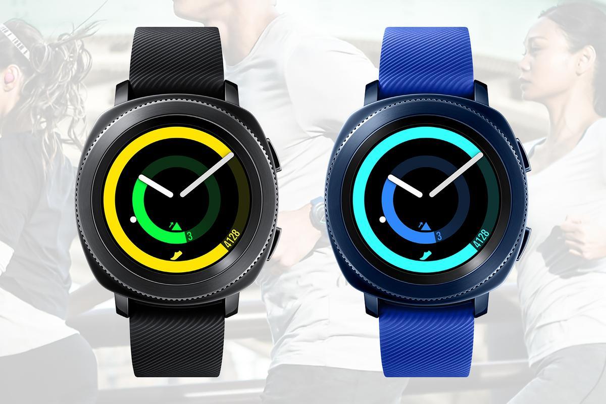 Samsung'sGear Sport smartwatch