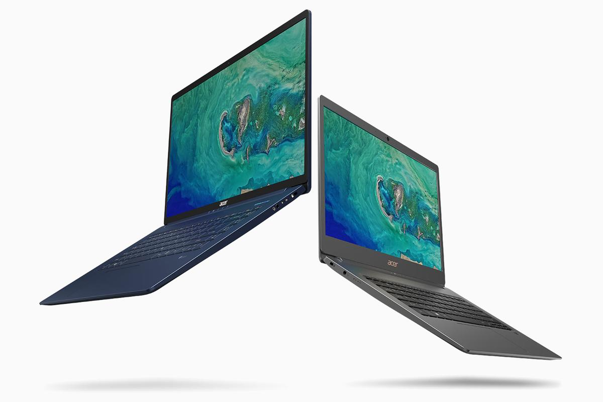The super-light Swift 5 leads the charge for new Acer laptops at IFA 2018