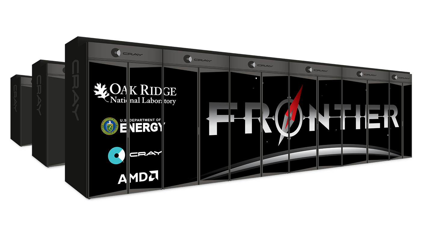 The Frontier system will be the world's fastestsupercomputer, boasting the power of 1.5 exaflops