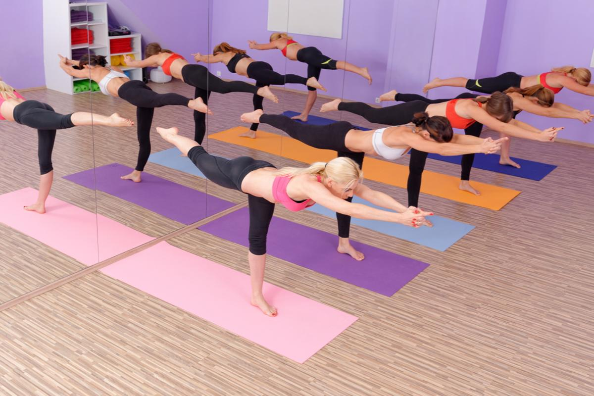 According to the study, heat has no discernible effect on the vascular health of people practising Bikram yoga